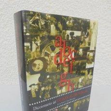 Libros de segunda mano: DICCIONARIO DEL GUION AUDIOVISUAL. JESUS RAMOS. JOAN MARIMON. OCEANO AMBAR. 2002. Lote 210034886