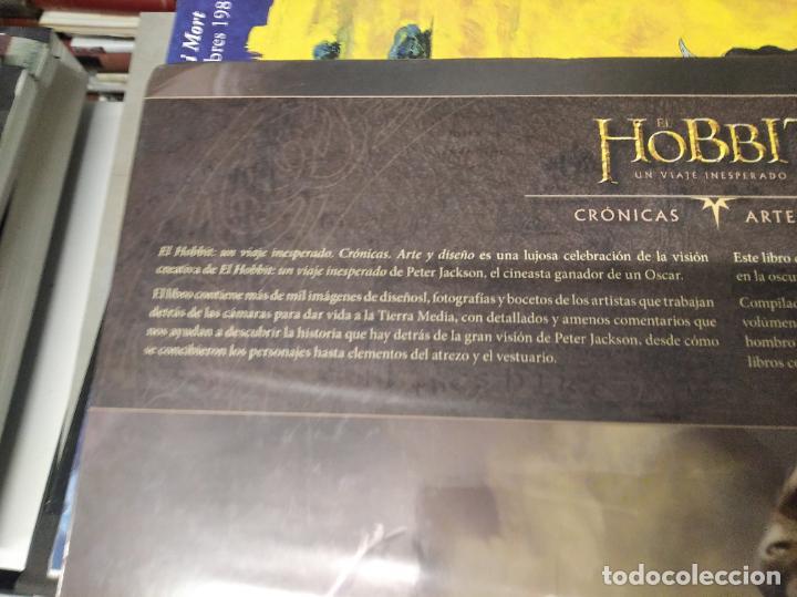 Libros de segunda mano: COLECCIÓN COMPLETA EL HOBBIT . CRÓNICAS . 6 TOMOS + MAPS OF TOLKIENS + EL MUNDO DE TOLKIEN - Foto 4 - 210151335