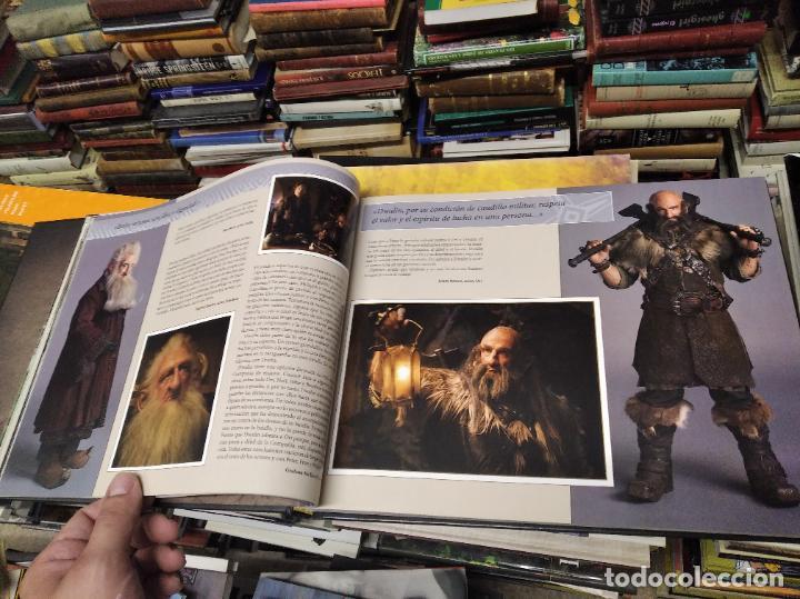 Libros de segunda mano: COLECCIÓN COMPLETA EL HOBBIT . CRÓNICAS . 6 TOMOS + MAPS OF TOLKIENS + EL MUNDO DE TOLKIEN - Foto 16 - 210151335