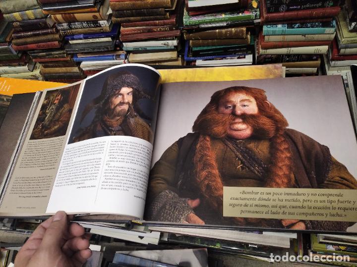 Libros de segunda mano: COLECCIÓN COMPLETA EL HOBBIT . CRÓNICAS . 6 TOMOS + MAPS OF TOLKIENS + EL MUNDO DE TOLKIEN - Foto 18 - 210151335