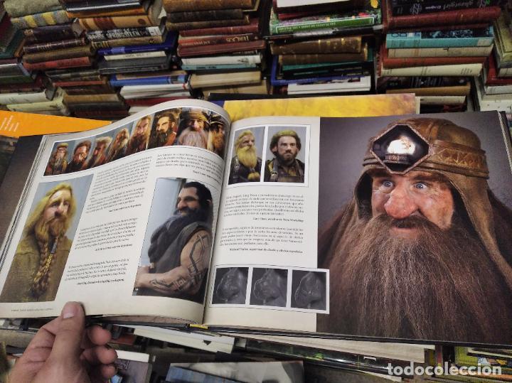 Libros de segunda mano: COLECCIÓN COMPLETA EL HOBBIT . CRÓNICAS . 6 TOMOS + MAPS OF TOLKIENS + EL MUNDO DE TOLKIEN - Foto 20 - 210151335