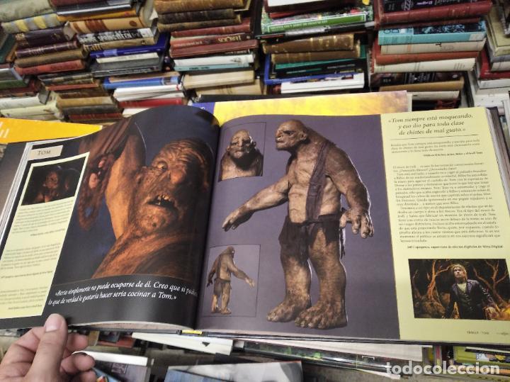 Libros de segunda mano: COLECCIÓN COMPLETA EL HOBBIT . CRÓNICAS . 6 TOMOS + MAPS OF TOLKIENS + EL MUNDO DE TOLKIEN - Foto 21 - 210151335