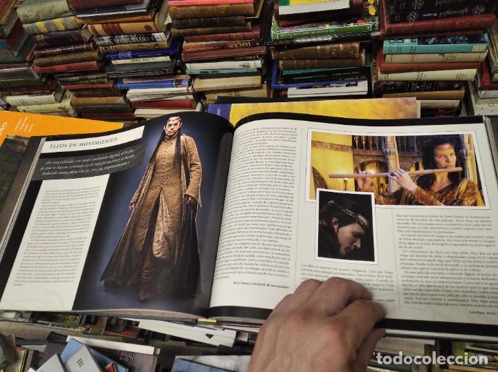 Libros de segunda mano: COLECCIÓN COMPLETA EL HOBBIT . CRÓNICAS . 6 TOMOS + MAPS OF TOLKIENS + EL MUNDO DE TOLKIEN - Foto 22 - 210151335