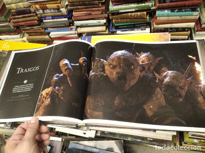 Libros de segunda mano: COLECCIÓN COMPLETA EL HOBBIT . CRÓNICAS . 6 TOMOS + MAPS OF TOLKIENS + EL MUNDO DE TOLKIEN - Foto 23 - 210151335