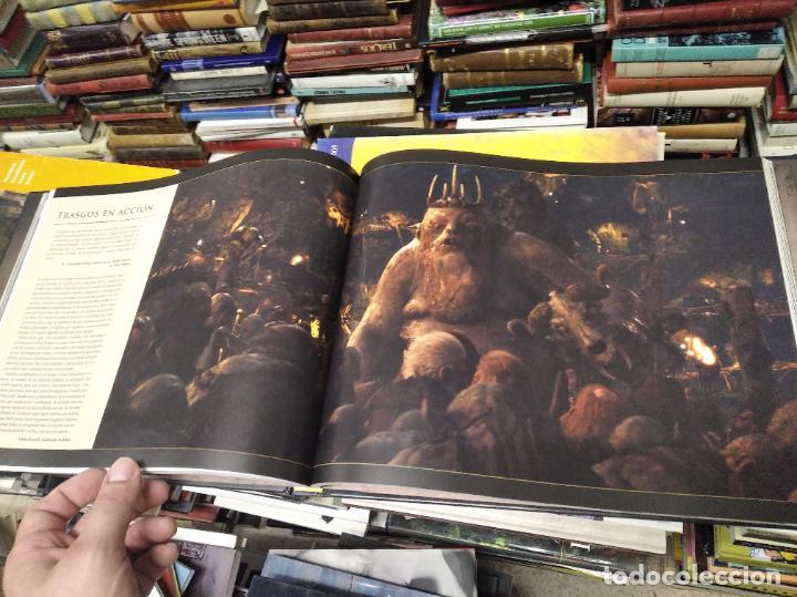 Libros de segunda mano: COLECCIÓN COMPLETA EL HOBBIT . CRÓNICAS . 6 TOMOS + MAPS OF TOLKIENS + EL MUNDO DE TOLKIEN - Foto 24 - 210151335