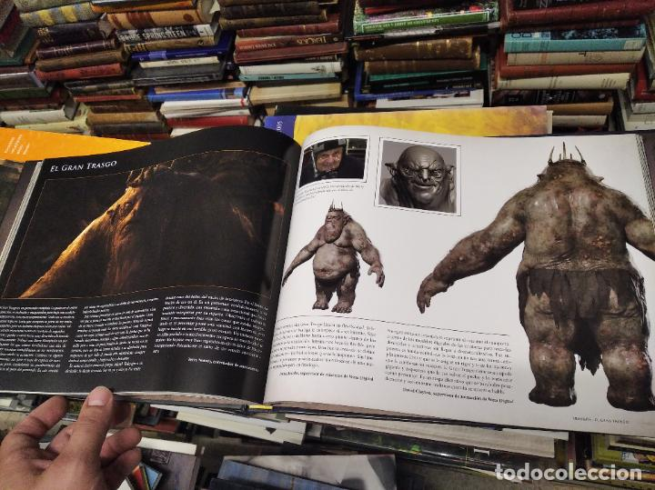 Libros de segunda mano: COLECCIÓN COMPLETA EL HOBBIT . CRÓNICAS . 6 TOMOS + MAPS OF TOLKIENS + EL MUNDO DE TOLKIEN - Foto 25 - 210151335