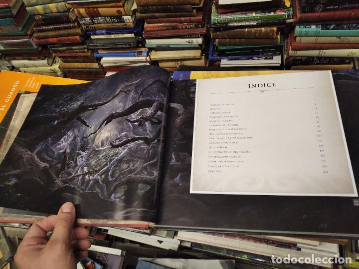Libros de segunda mano: COLECCIÓN COMPLETA EL HOBBIT . CRÓNICAS . 6 TOMOS + MAPS OF TOLKIENS + EL MUNDO DE TOLKIEN - Foto 37 - 210151335