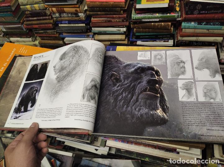Libros de segunda mano: COLECCIÓN COMPLETA EL HOBBIT . CRÓNICAS . 6 TOMOS + MAPS OF TOLKIENS + EL MUNDO DE TOLKIEN - Foto 39 - 210151335