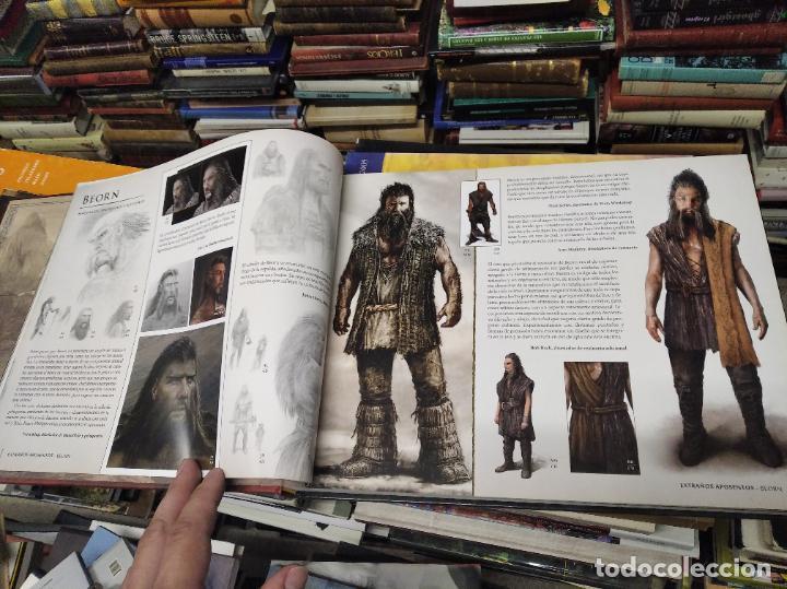Libros de segunda mano: COLECCIÓN COMPLETA EL HOBBIT . CRÓNICAS . 6 TOMOS + MAPS OF TOLKIENS + EL MUNDO DE TOLKIEN - Foto 40 - 210151335