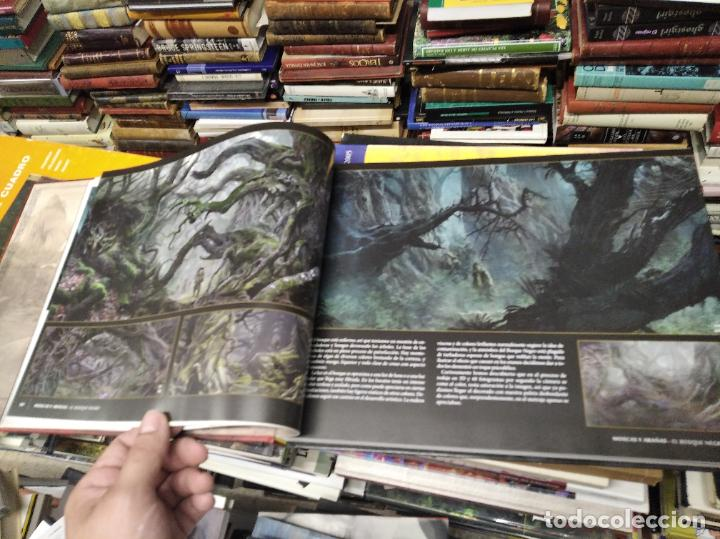 Libros de segunda mano: COLECCIÓN COMPLETA EL HOBBIT . CRÓNICAS . 6 TOMOS + MAPS OF TOLKIENS + EL MUNDO DE TOLKIEN - Foto 41 - 210151335