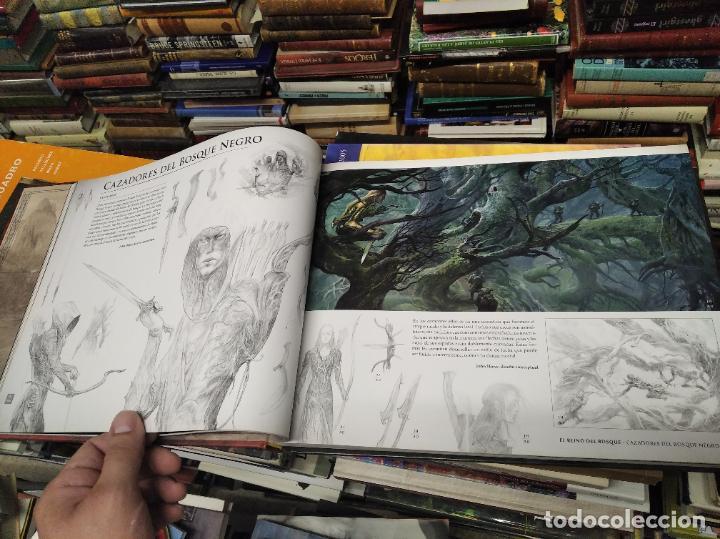 Libros de segunda mano: COLECCIÓN COMPLETA EL HOBBIT . CRÓNICAS . 6 TOMOS + MAPS OF TOLKIENS + EL MUNDO DE TOLKIEN - Foto 43 - 210151335
