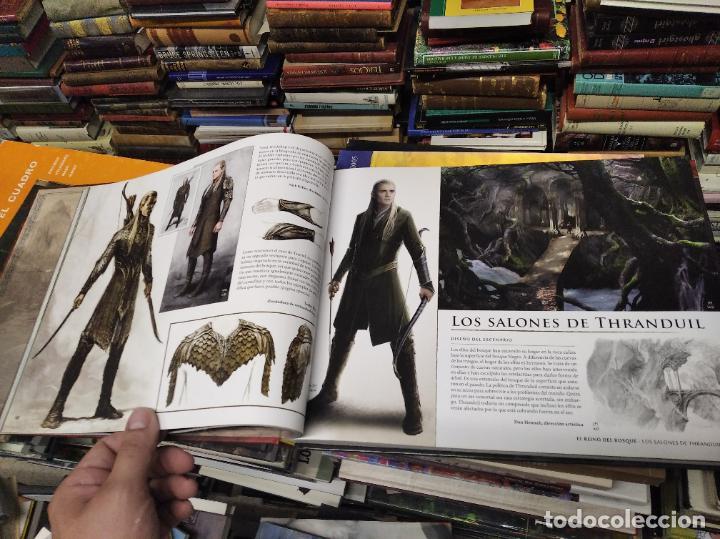 Libros de segunda mano: COLECCIÓN COMPLETA EL HOBBIT . CRÓNICAS . 6 TOMOS + MAPS OF TOLKIENS + EL MUNDO DE TOLKIEN - Foto 45 - 210151335
