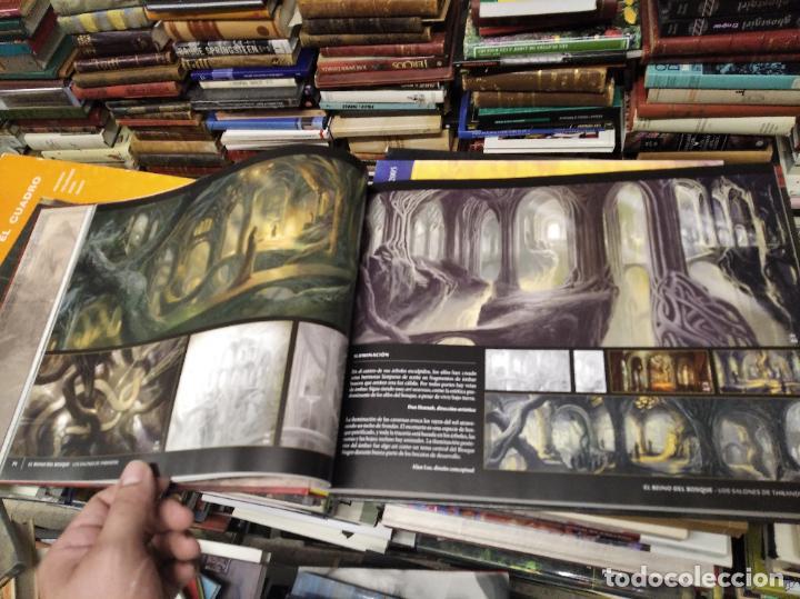 Libros de segunda mano: COLECCIÓN COMPLETA EL HOBBIT . CRÓNICAS . 6 TOMOS + MAPS OF TOLKIENS + EL MUNDO DE TOLKIEN - Foto 46 - 210151335