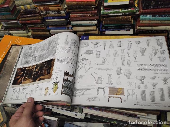 Libros de segunda mano: COLECCIÓN COMPLETA EL HOBBIT . CRÓNICAS . 6 TOMOS + MAPS OF TOLKIENS + EL MUNDO DE TOLKIEN - Foto 47 - 210151335
