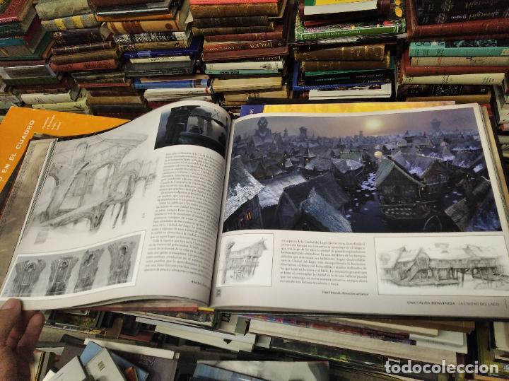 Libros de segunda mano: COLECCIÓN COMPLETA EL HOBBIT . CRÓNICAS . 6 TOMOS + MAPS OF TOLKIENS + EL MUNDO DE TOLKIEN - Foto 49 - 210151335