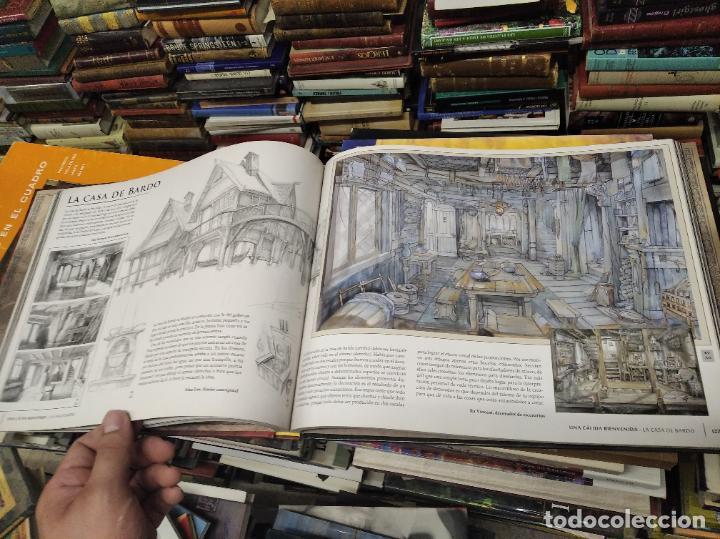 Libros de segunda mano: COLECCIÓN COMPLETA EL HOBBIT . CRÓNICAS . 6 TOMOS + MAPS OF TOLKIENS + EL MUNDO DE TOLKIEN - Foto 50 - 210151335
