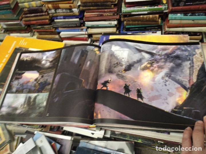 Libros de segunda mano: COLECCIÓN COMPLETA EL HOBBIT . CRÓNICAS . 6 TOMOS + MAPS OF TOLKIENS + EL MUNDO DE TOLKIEN - Foto 55 - 210151335