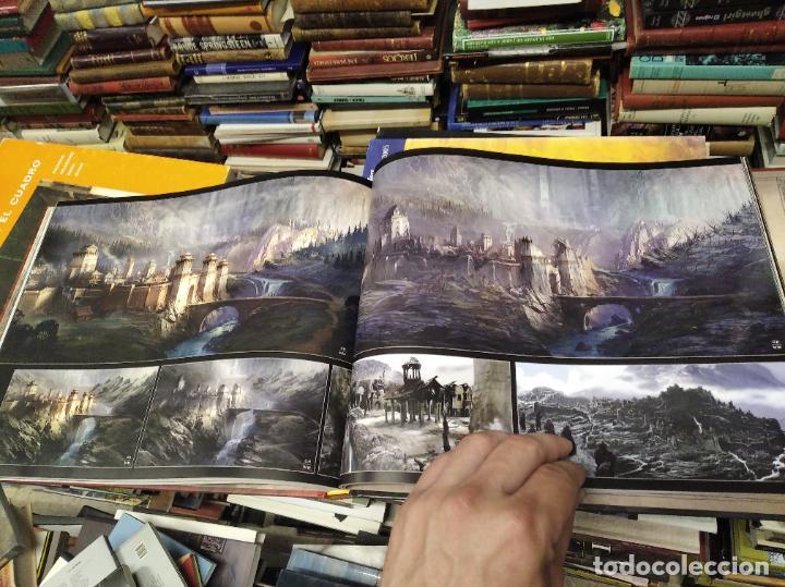Libros de segunda mano: COLECCIÓN COMPLETA EL HOBBIT . CRÓNICAS . 6 TOMOS + MAPS OF TOLKIENS + EL MUNDO DE TOLKIEN - Foto 56 - 210151335
