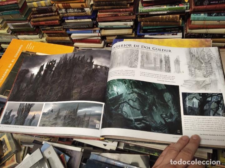 Libros de segunda mano: COLECCIÓN COMPLETA EL HOBBIT . CRÓNICAS . 6 TOMOS + MAPS OF TOLKIENS + EL MUNDO DE TOLKIEN - Foto 57 - 210151335
