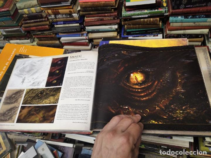 Libros de segunda mano: COLECCIÓN COMPLETA EL HOBBIT . CRÓNICAS . 6 TOMOS + MAPS OF TOLKIENS + EL MUNDO DE TOLKIEN - Foto 58 - 210151335