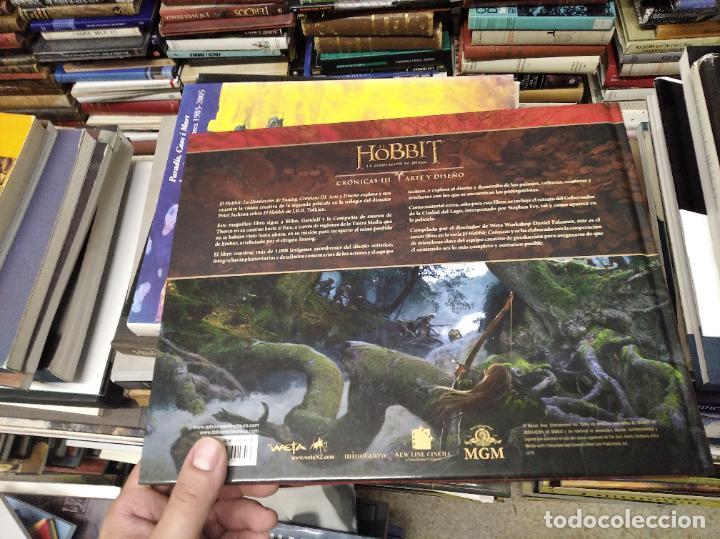Libros de segunda mano: COLECCIÓN COMPLETA EL HOBBIT . CRÓNICAS . 6 TOMOS + MAPS OF TOLKIENS + EL MUNDO DE TOLKIEN - Foto 59 - 210151335