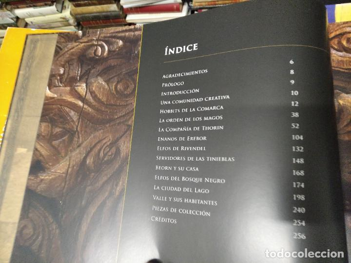 Libros de segunda mano: COLECCIÓN COMPLETA EL HOBBIT . CRÓNICAS . 6 TOMOS + MAPS OF TOLKIENS + EL MUNDO DE TOLKIEN - Foto 66 - 210151335
