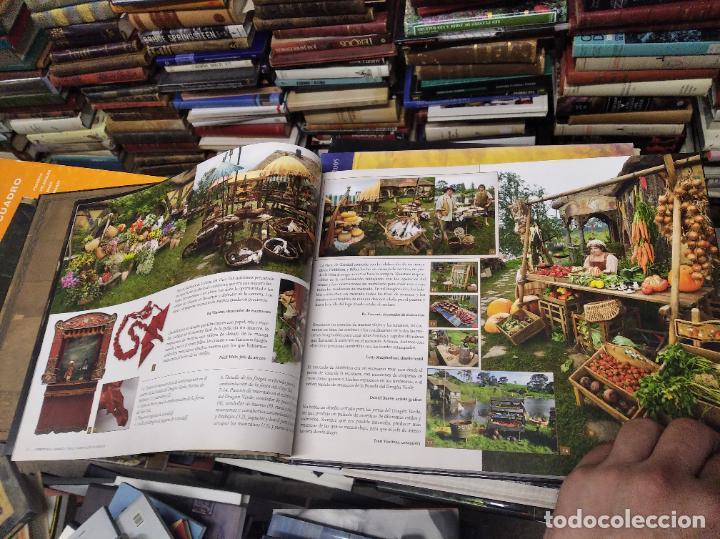 Libros de segunda mano: COLECCIÓN COMPLETA EL HOBBIT . CRÓNICAS . 6 TOMOS + MAPS OF TOLKIENS + EL MUNDO DE TOLKIEN - Foto 67 - 210151335