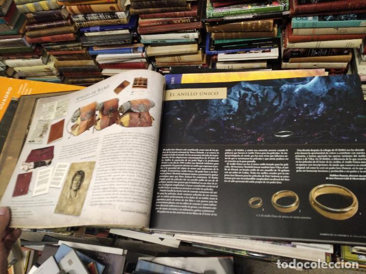 Libros de segunda mano: COLECCIÓN COMPLETA EL HOBBIT . CRÓNICAS . 6 TOMOS + MAPS OF TOLKIENS + EL MUNDO DE TOLKIEN - Foto 68 - 210151335