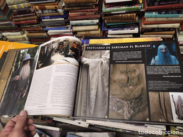 Libros de segunda mano: COLECCIÓN COMPLETA EL HOBBIT . CRÓNICAS . 6 TOMOS + MAPS OF TOLKIENS + EL MUNDO DE TOLKIEN - Foto 69 - 210151335