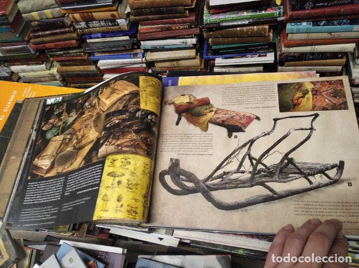 Libros de segunda mano: COLECCIÓN COMPLETA EL HOBBIT . CRÓNICAS . 6 TOMOS + MAPS OF TOLKIENS + EL MUNDO DE TOLKIEN - Foto 70 - 210151335