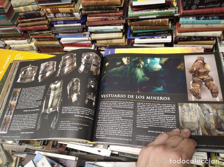 Libros de segunda mano: COLECCIÓN COMPLETA EL HOBBIT . CRÓNICAS . 6 TOMOS + MAPS OF TOLKIENS + EL MUNDO DE TOLKIEN - Foto 74 - 210151335