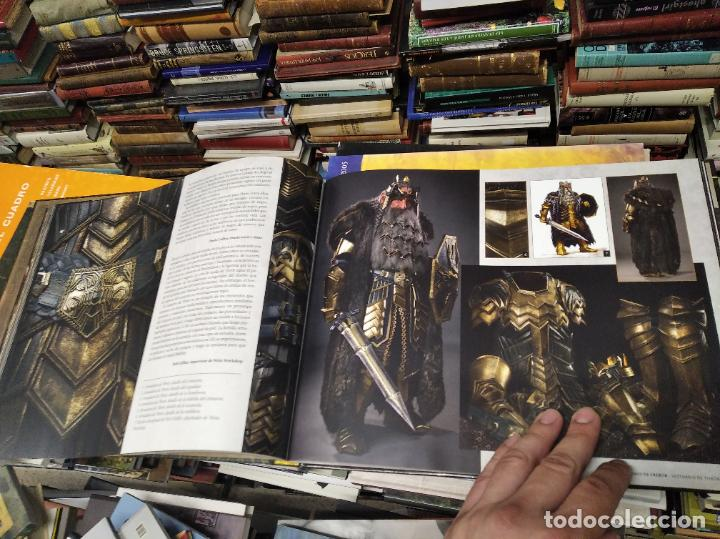 Libros de segunda mano: COLECCIÓN COMPLETA EL HOBBIT . CRÓNICAS . 6 TOMOS + MAPS OF TOLKIENS + EL MUNDO DE TOLKIEN - Foto 75 - 210151335