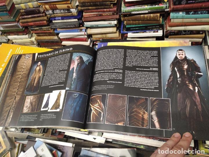 Libros de segunda mano: COLECCIÓN COMPLETA EL HOBBIT . CRÓNICAS . 6 TOMOS + MAPS OF TOLKIENS + EL MUNDO DE TOLKIEN - Foto 76 - 210151335