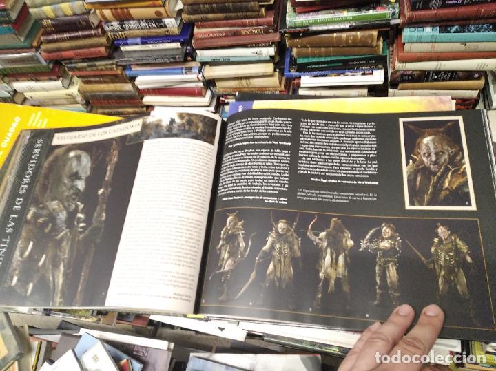 Libros de segunda mano: COLECCIÓN COMPLETA EL HOBBIT . CRÓNICAS . 6 TOMOS + MAPS OF TOLKIENS + EL MUNDO DE TOLKIEN - Foto 77 - 210151335