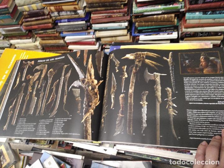Libros de segunda mano: COLECCIÓN COMPLETA EL HOBBIT . CRÓNICAS . 6 TOMOS + MAPS OF TOLKIENS + EL MUNDO DE TOLKIEN - Foto 78 - 210151335