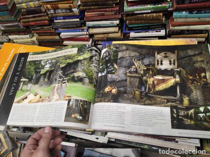 Libros de segunda mano: COLECCIÓN COMPLETA EL HOBBIT . CRÓNICAS . 6 TOMOS + MAPS OF TOLKIENS + EL MUNDO DE TOLKIEN - Foto 79 - 210151335