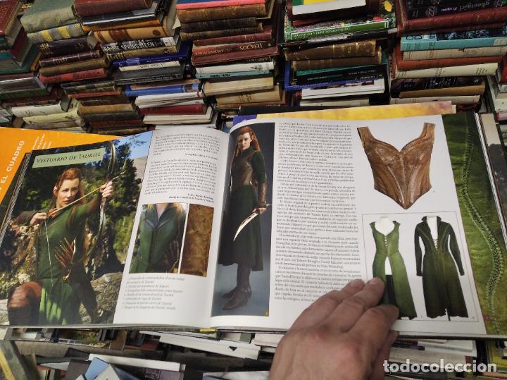 Libros de segunda mano: COLECCIÓN COMPLETA EL HOBBIT . CRÓNICAS . 6 TOMOS + MAPS OF TOLKIENS + EL MUNDO DE TOLKIEN - Foto 81 - 210151335
