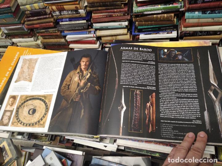 Libros de segunda mano: COLECCIÓN COMPLETA EL HOBBIT . CRÓNICAS . 6 TOMOS + MAPS OF TOLKIENS + EL MUNDO DE TOLKIEN - Foto 83 - 210151335