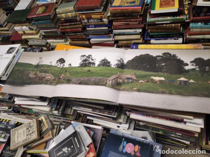 Libros de segunda mano: COLECCIÓN COMPLETA EL HOBBIT . CRÓNICAS . 6 TOMOS + MAPS OF TOLKIENS + EL MUNDO DE TOLKIEN - Foto 86 - 210151335