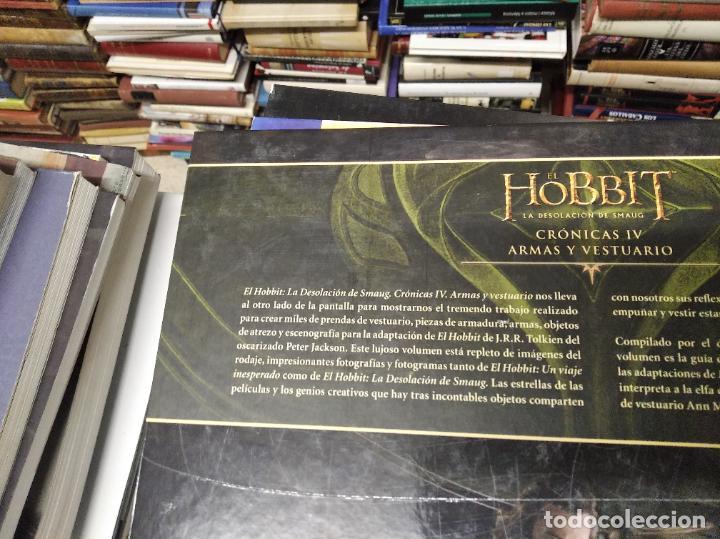 Libros de segunda mano: COLECCIÓN COMPLETA EL HOBBIT . CRÓNICAS . 6 TOMOS + MAPS OF TOLKIENS + EL MUNDO DE TOLKIEN - Foto 88 - 210151335