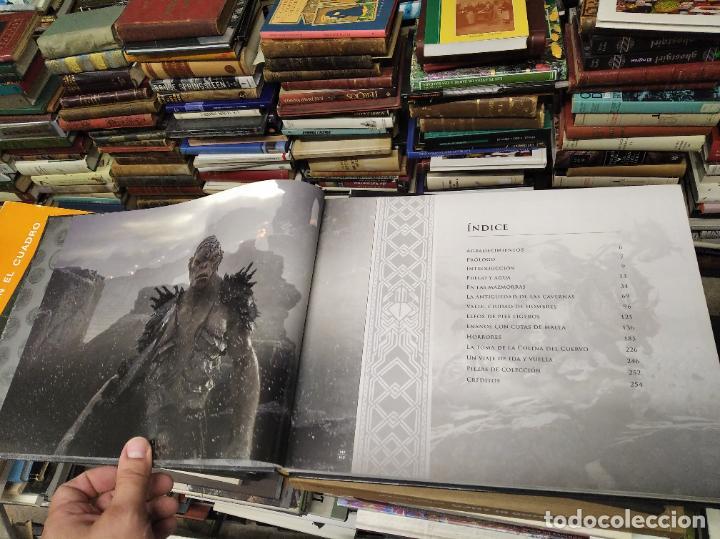 Libros de segunda mano: COLECCIÓN COMPLETA EL HOBBIT . CRÓNICAS . 6 TOMOS + MAPS OF TOLKIENS + EL MUNDO DE TOLKIEN - Foto 93 - 210151335