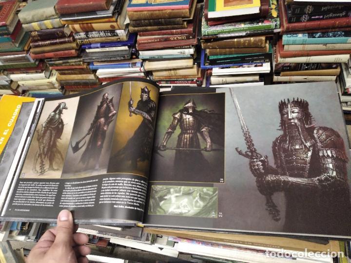 Libros de segunda mano: COLECCIÓN COMPLETA EL HOBBIT . CRÓNICAS . 6 TOMOS + MAPS OF TOLKIENS + EL MUNDO DE TOLKIEN - Foto 97 - 210151335