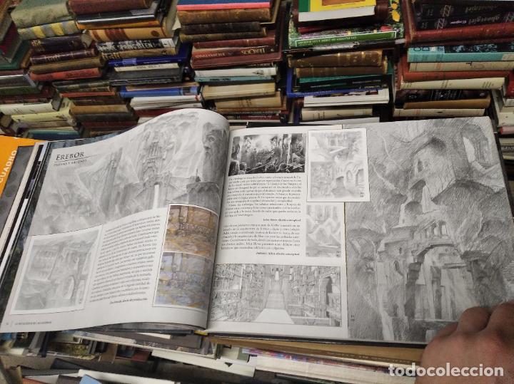 Libros de segunda mano: COLECCIÓN COMPLETA EL HOBBIT . CRÓNICAS . 6 TOMOS + MAPS OF TOLKIENS + EL MUNDO DE TOLKIEN - Foto 98 - 210151335
