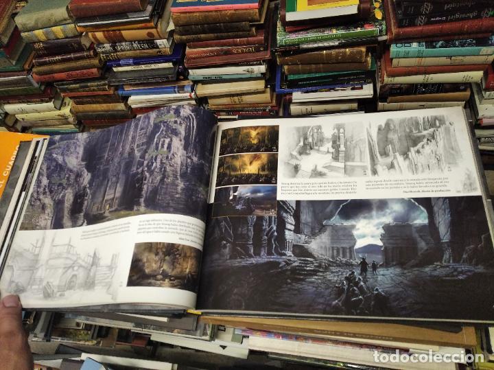 Libros de segunda mano: COLECCIÓN COMPLETA EL HOBBIT . CRÓNICAS . 6 TOMOS + MAPS OF TOLKIENS + EL MUNDO DE TOLKIEN - Foto 99 - 210151335
