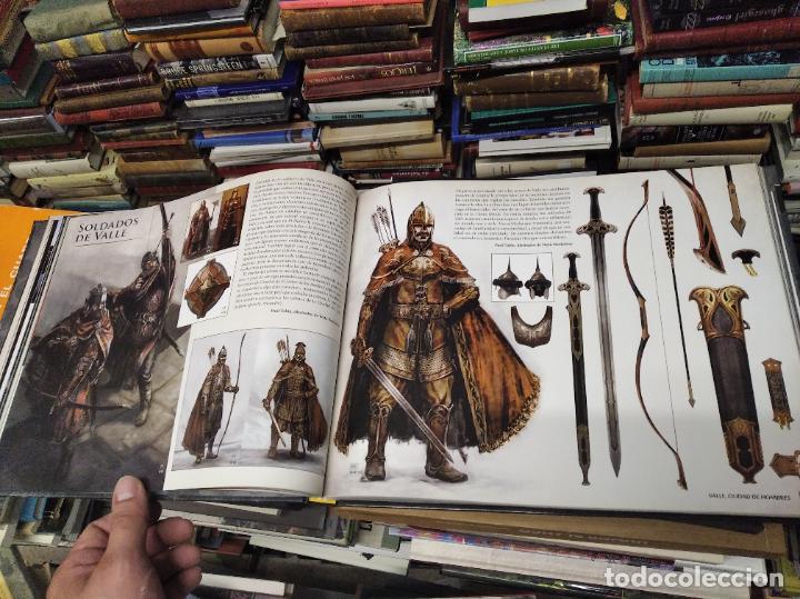 Libros de segunda mano: COLECCIÓN COMPLETA EL HOBBIT . CRÓNICAS . 6 TOMOS + MAPS OF TOLKIENS + EL MUNDO DE TOLKIEN - Foto 101 - 210151335