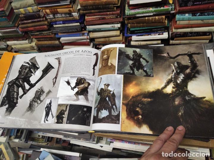 Libros de segunda mano: COLECCIÓN COMPLETA EL HOBBIT . CRÓNICAS . 6 TOMOS + MAPS OF TOLKIENS + EL MUNDO DE TOLKIEN - Foto 106 - 210151335