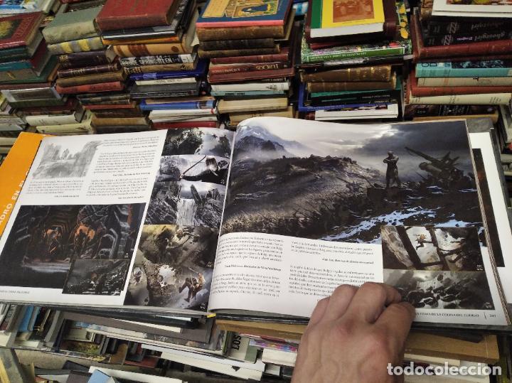 Libros de segunda mano: COLECCIÓN COMPLETA EL HOBBIT . CRÓNICAS . 6 TOMOS + MAPS OF TOLKIENS + EL MUNDO DE TOLKIEN - Foto 109 - 210151335