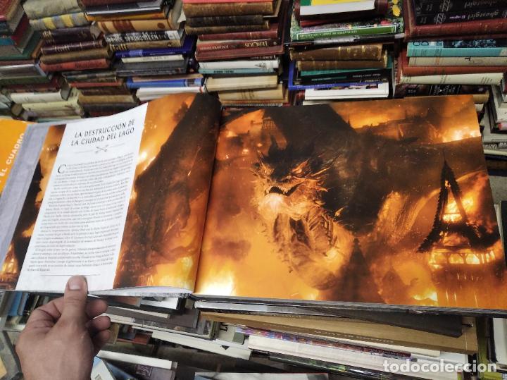 Libros de segunda mano: COLECCIÓN COMPLETA EL HOBBIT . CRÓNICAS . 6 TOMOS + MAPS OF TOLKIENS + EL MUNDO DE TOLKIEN - Foto 119 - 210151335
