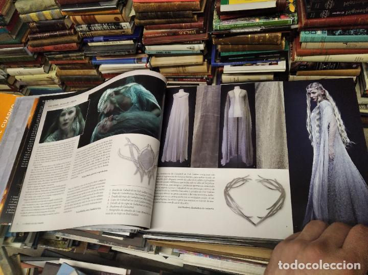 Libros de segunda mano: COLECCIÓN COMPLETA EL HOBBIT . CRÓNICAS . 6 TOMOS + MAPS OF TOLKIENS + EL MUNDO DE TOLKIEN - Foto 121 - 210151335
