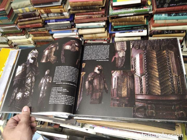 Libros de segunda mano: COLECCIÓN COMPLETA EL HOBBIT . CRÓNICAS . 6 TOMOS + MAPS OF TOLKIENS + EL MUNDO DE TOLKIEN - Foto 124 - 210151335